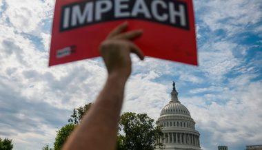 Clinton Impeachment Judge: Trump Impeachment Is 'Phony'