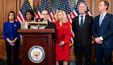 Report: Democrats Have the Votes to Impeach President Trump