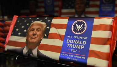 Hilarious: Leftists Triggered By Trump Candy Bars