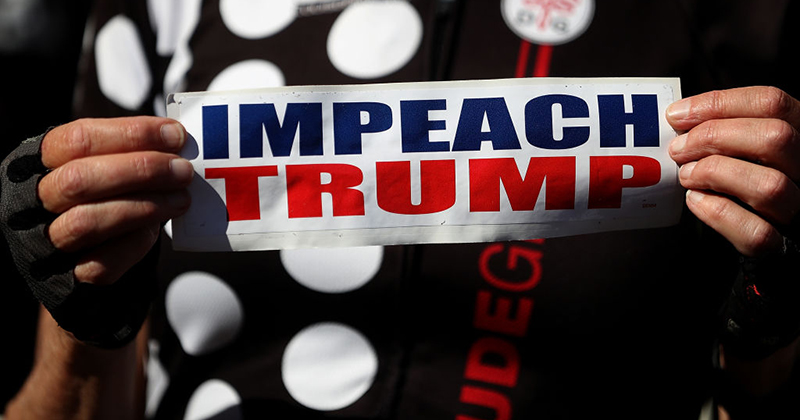 Court Documents Suggest Dems Want To Impeach Trump A SECOND TIME