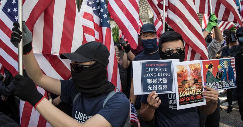 China Slaps Retaliatory Sanctions on Foreign NGOs