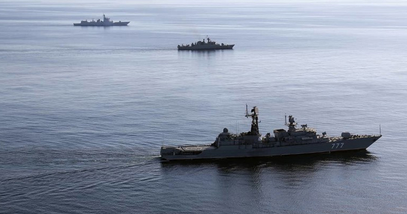 Iran Urges Other Countries - Besides America - to Join Maritime Exercises in Gulf