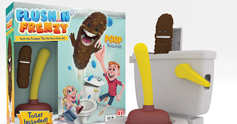 Poop And Farts! You Won't Believe What Americans Are Buying For Their Children This Holiday Season…