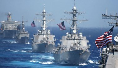 Navy Appeals to Pentagon to Boost Fleet