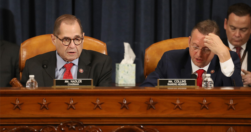 House Judiciary Committee Advances Articles of Impeachment Against Trump