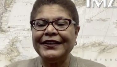 Democratic Rep. Karen Bass Says House Would Impeach Trump Again If He Wins In 2020