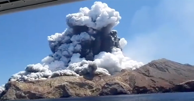 5 dead and dozens injured as NZ's most active volcano erupts on White Island (PHOTOS, VIDEOS)