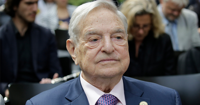 George Soros-Funded Group to Governors: Release as Many Prisoners as Possible Due to Coronavirus