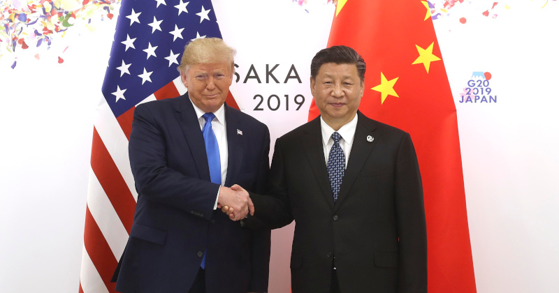 Trump Says US Trade Deal With China May Have to Wait Until After 2020 Election