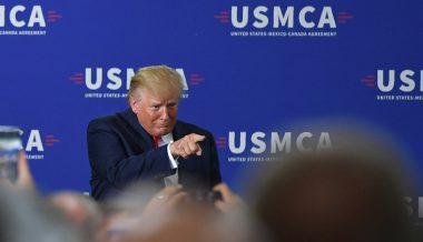 "Trump & Dems Both Celebrate ""Infinitely Better"" New NAFTA Deal"