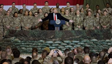 Pentagon denies report Trump considering DOUBLING Mid East build-up with 14,000 more troops