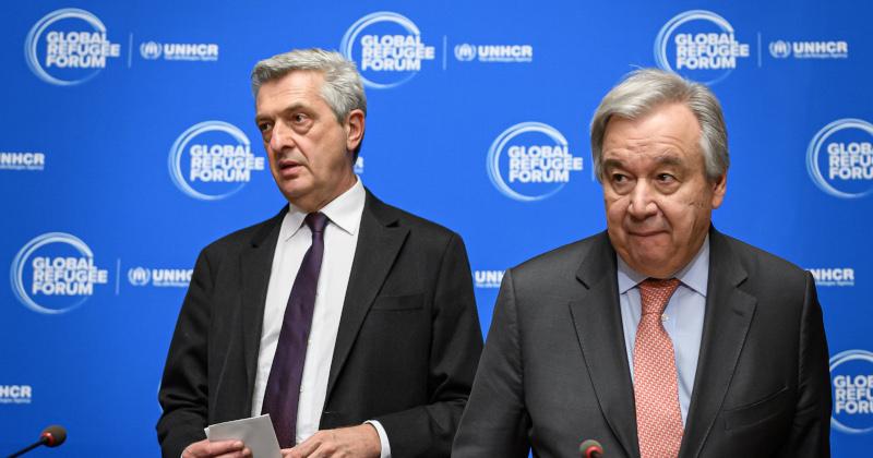 UN Demands Countries Take More Migrants