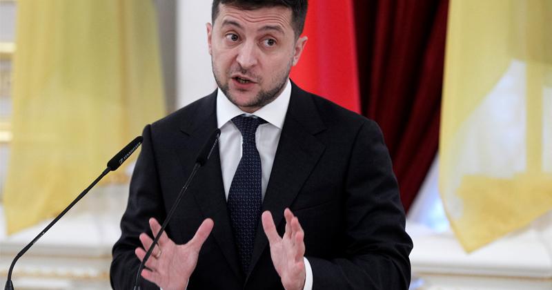 """Ukraine President: Trump Never Discussed """"Quid Pro Quo"""""""