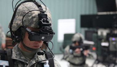 "Expert Says Military ""Not Ready"" for Cyborg Super-Soldiers"