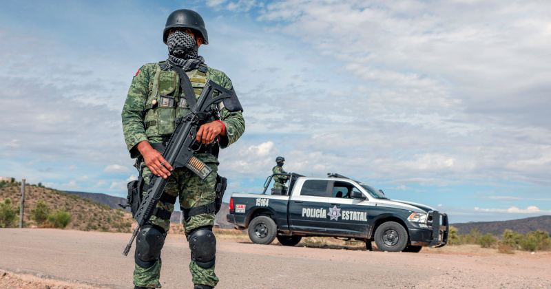 Fight Another 'Terror War' Against Drug Cartels? There's a Better Way!
