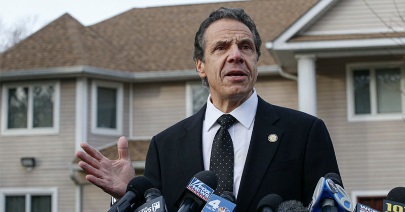 NY Gov Cuomo: Stabbing at Rabbi's Home 'Act of Domestic Terrorism'
