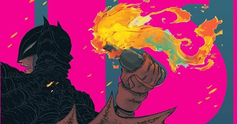 DC Comics Slammed for Deleting Batman Poster to Appease Communist China