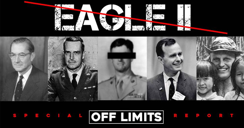 EAGLE II - A Secret History Of The Deep State