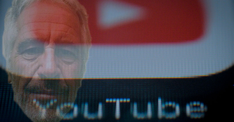 YouTube Censors Viral Jeffrey Epstein Video Contest