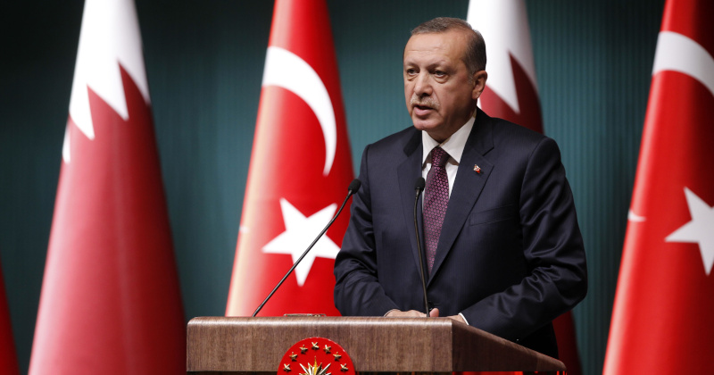 Erdogan Threatens to Close Strategic Bases to US Military