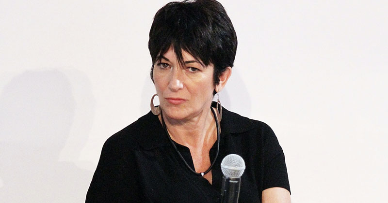 UNTOUCHABLE? GHISLAINE MAXWELL HAS 'SERIOUS DIRT' ON ELITES, CONFIDENT WON'T FACE CHARGES Ghislainemaxwell2398