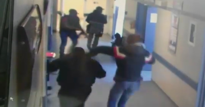 Watch: Heavily Armed Men Storm Mexican Hospital, Abduct Patient Who Was Later Found Dismembered