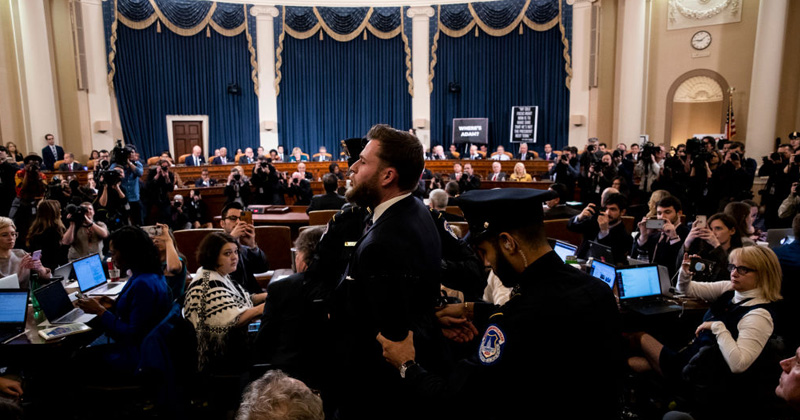 Livestream: Infowars Confronts Congress, As Dud IG Report Released