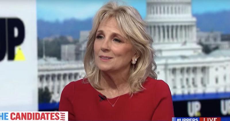Damage Control: Jill Biden Claims Hunter 'Did Nothing Wrong' -- Blames Trump Instead