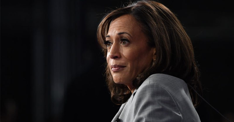 Kamala Goes Down, Drops Out of 2020 Race