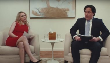 Video: 'Saturday Night Live' Mocks Kellyanne and George Conway Marriage