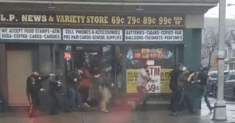 6 Dead In Hours-Long Shootout At Jersey City Kosher Grocery