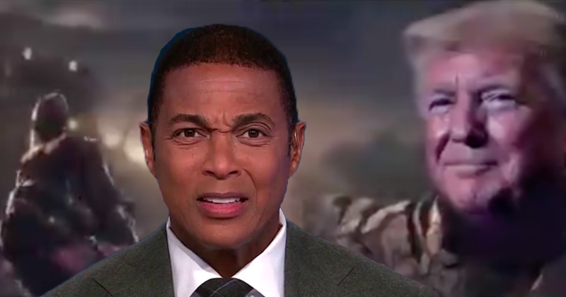 Don Lemon, Leftists Triggered Over Hilarious Trump-Thanos Meme