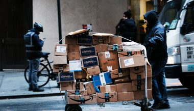 Over 90,000 Packages Vanish in NYC – Every Day!