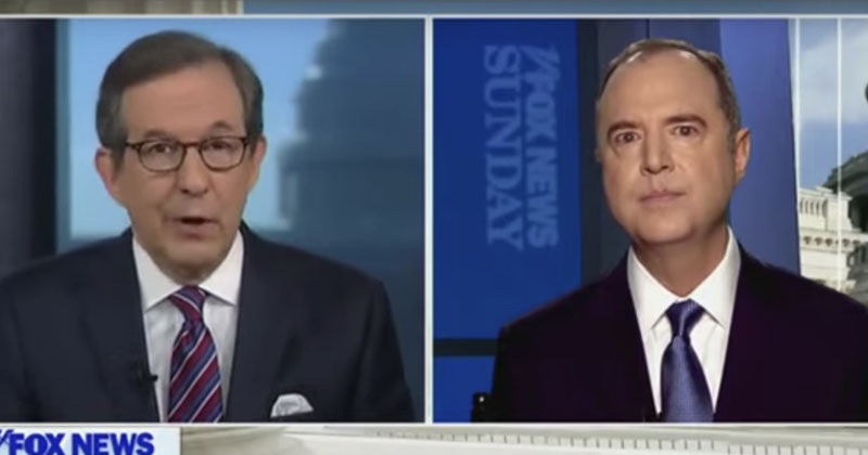 Schiff: 'I Had No Idea FBI Was Committing Serious Abuses When I Said All That Stuff'