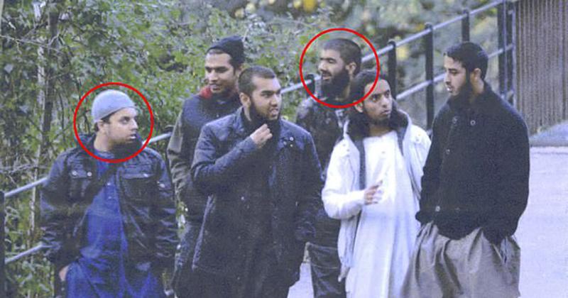 WHERE ARE THE OTHER 7 TERRORISTS JAILED WITH LONDON BRIDGE KNIFEMAN? Terrorists