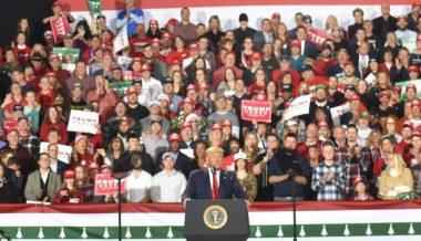 Americans Ignore Democrat Impeachment Hoax - Tune In To Trump Rally Instead! Watch Live