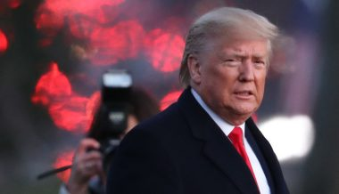 Here's How Trump Is Using Impeachment To His Political Advantage
