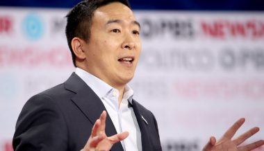 Andrew Yang Says 'Our Country Is Deeply Misogynist and Most All of Us Know That'