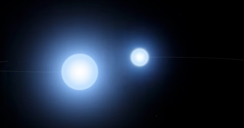 Ancient North Star Undergoes Eclipses