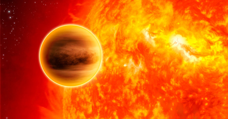 Exoplanet Spiraling Towards Its 'Death' Spotted for the First Time