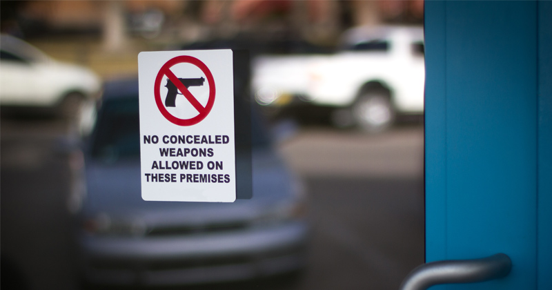 "Texas DPS: Domestic Terrorists Prefer ""Unarmed Crowds"""