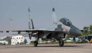 First squadron of Su-30MKI fighter jets inducted in South India, set to watch over Indian Ocean