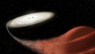 NASA's Kepler witnesses vampire star system undergoing super-outburst