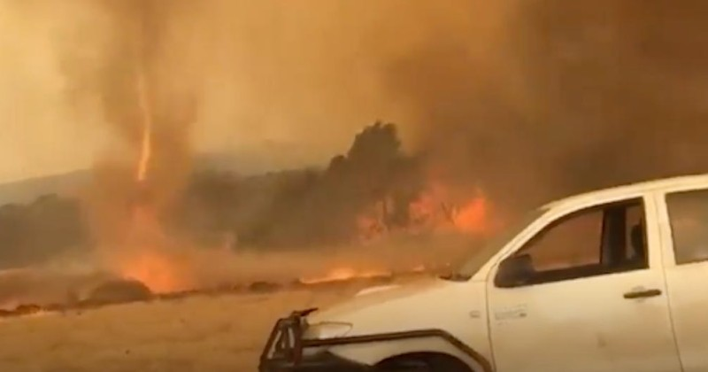 Australian Police Say Arsonists & Lightning to Blame For Bushfires, Not Climate Change