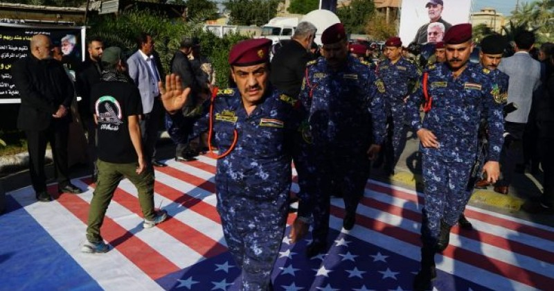 Iraqi Militia Leader Threatens to Target American Citizens if They Re-Elect Trump