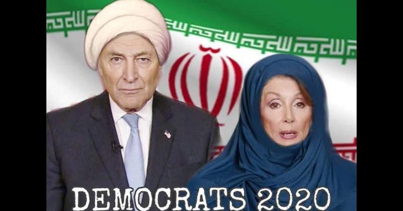 Trump Triggers Dems: Tweet Shows Pelosi & Schumer Wearing Muslim Garb