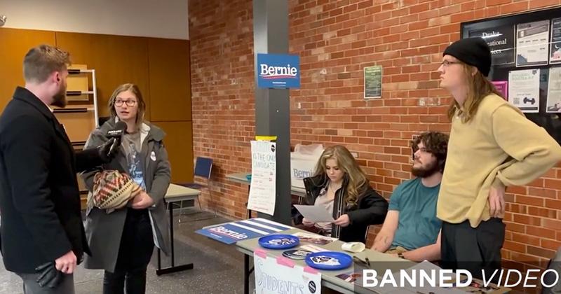 Video Highlights: Infowars Invades Democrat Debate