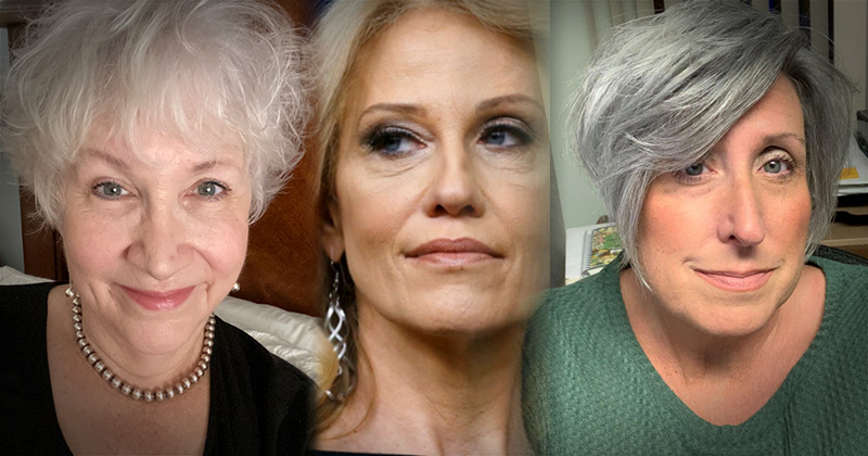"Delusional Liberal Women Flood Twitter With Selfies To ""Own"" Kellyanne Conway"