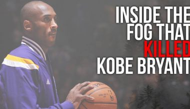Inside The Fog That Killed Kobe Bryant