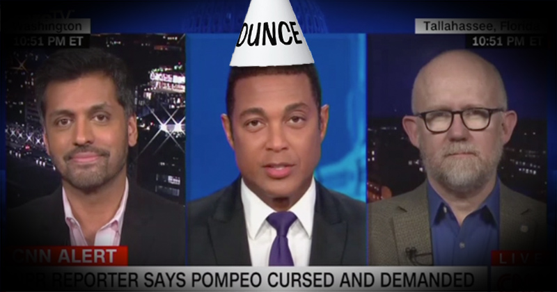 Hey Don Lemon! Tests Show Trump Voters Smarter Than Hillary Supporters